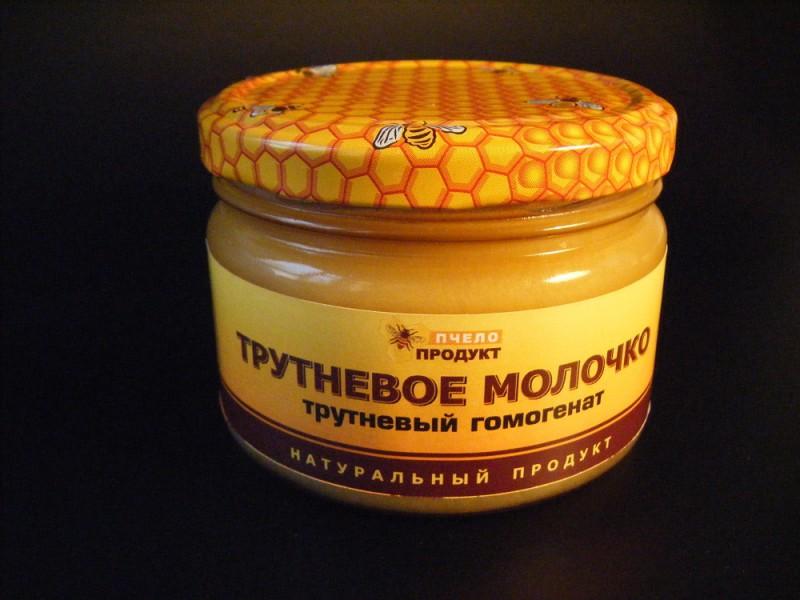 Пчелопродукт в баночке