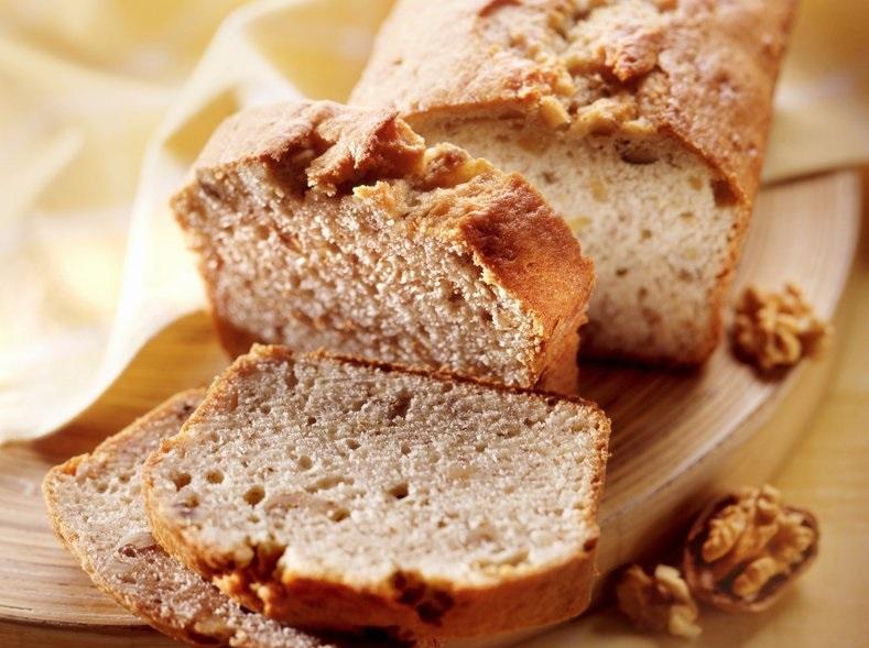 Необычный сладкий хлеб: готовим с медом и орехами