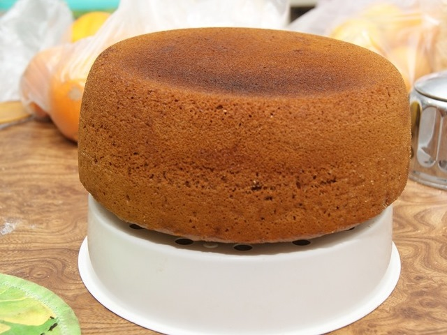 Подрумяненный бисквит на основе меда