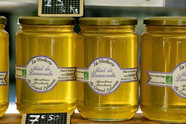 Французский мед из лаванды