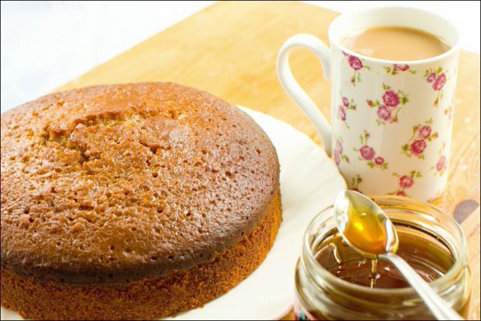 Готовим изумительно-вкусный и воздушный кекс с медом