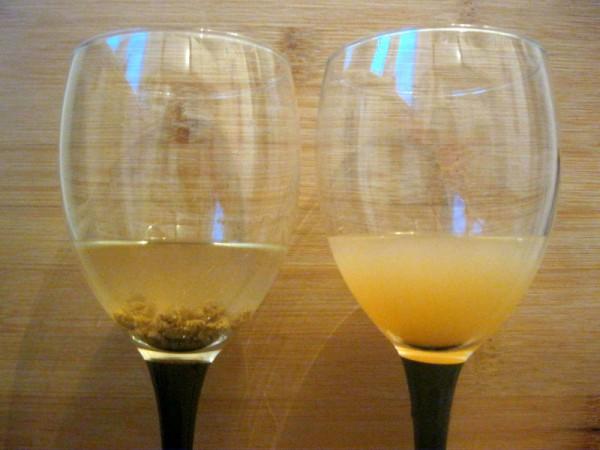 Прополиса экстракт в стакане