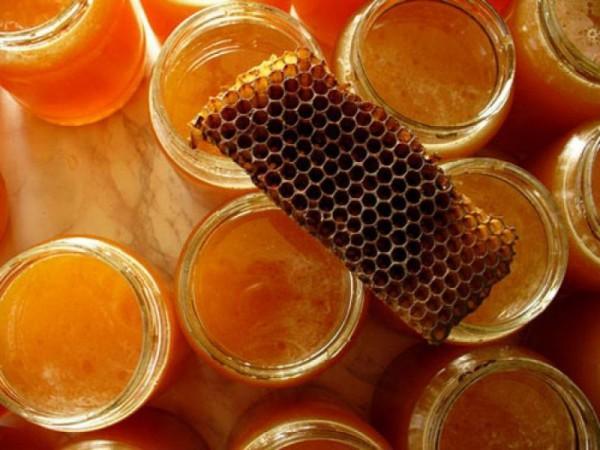 Прополис и пчелиный мед