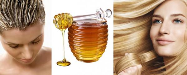 Становимся блондинкой без химии: как осветлить шевелюру медом?