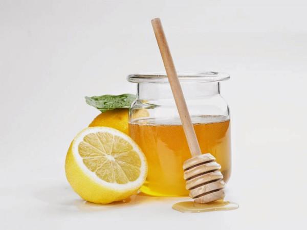 Пчелиный мед и лимон