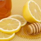 Мед пчелиный и лимоны