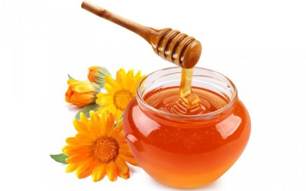 Ложка и мед