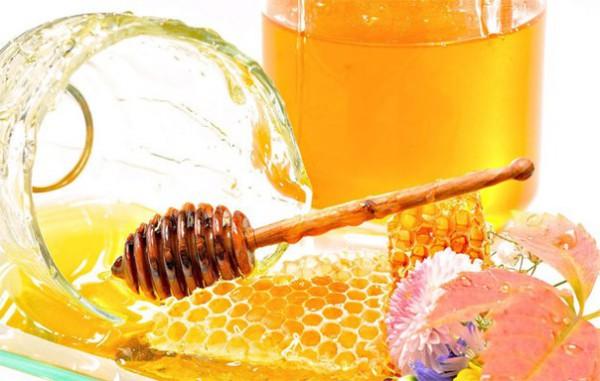 Луговой пчелиный мед