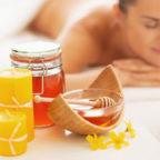 Медовый массаж подготовка