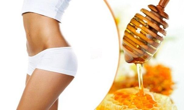 Стройное тело и мед