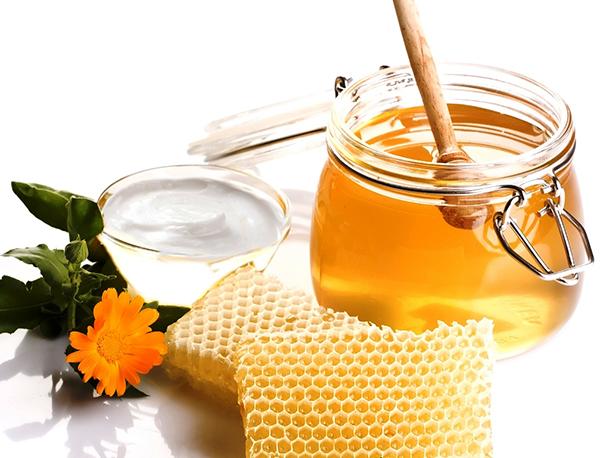 Мед жидкий и соты