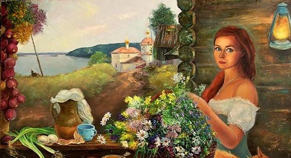 Картина медовый праздник