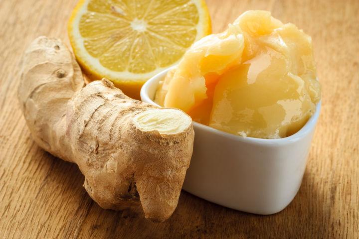 Эффективное трио для похудения — имбирь, лимон и мед
