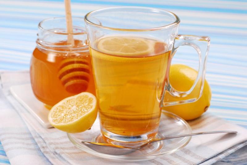 Польза воды с медом и лимоном для организма