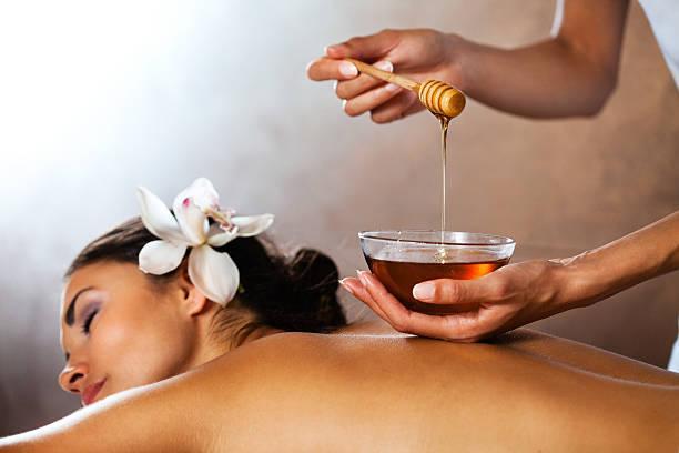 Как делать массаж с медом