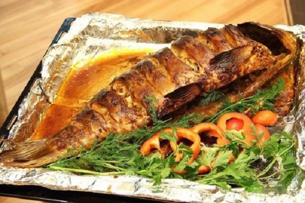 Старинный итальянский рецепт рыбы с медом