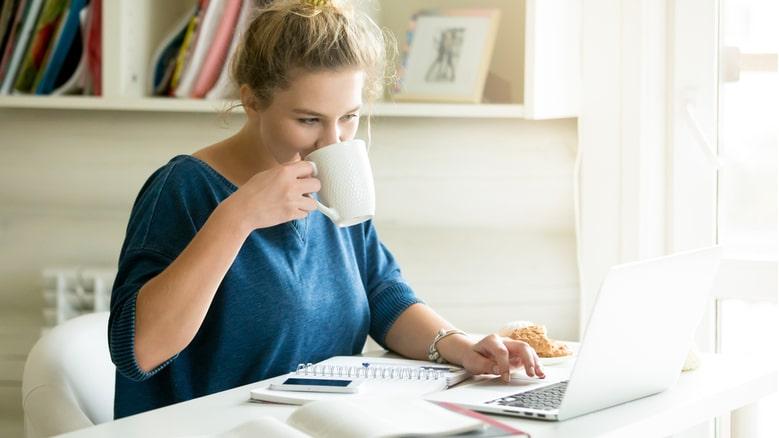 10 способов сделать работу из дома более приятной