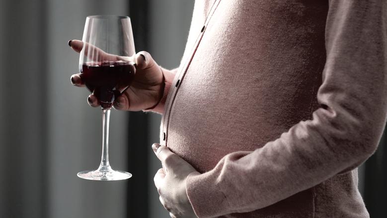 Алкогольная зависимость при беременности