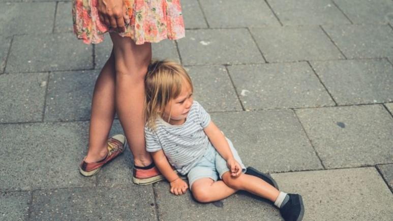 10 шагов к лучшему поведению малыша