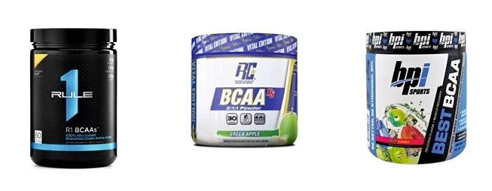 BCAA против аминокислот