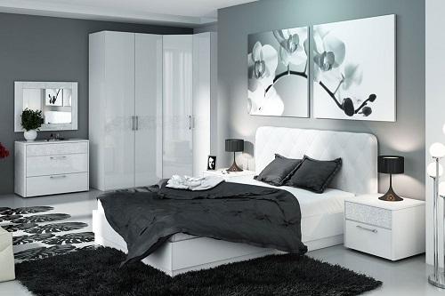 Правила выбора мебели для спальной комнаты