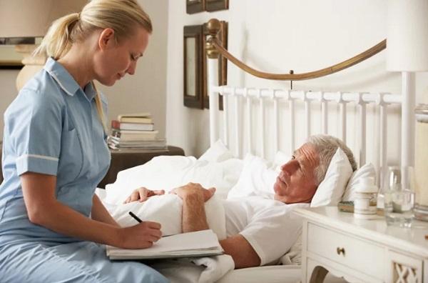 Лечение пролежней у прикованных к постели пациентов