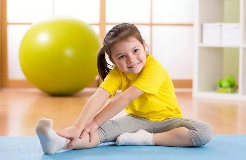Сколько физической активности нужно детям