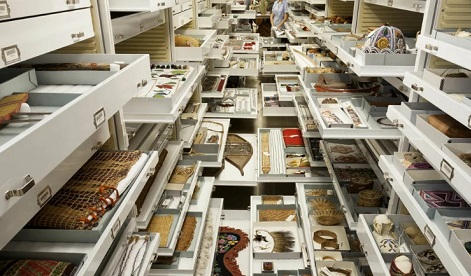 Советы по хранению музейных коллекций