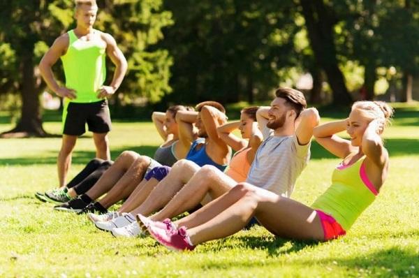 Обогатите свой отдых с помощью упражнений и спорта