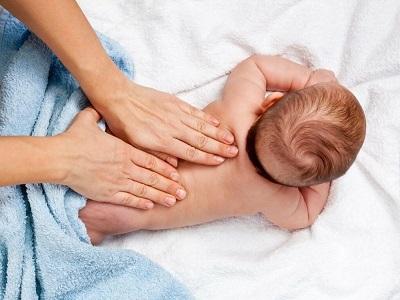 Условия проведения детского массажа