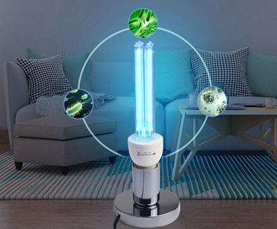 Дезинфекция УФ-светом в больницах с помощью УФ-ламп