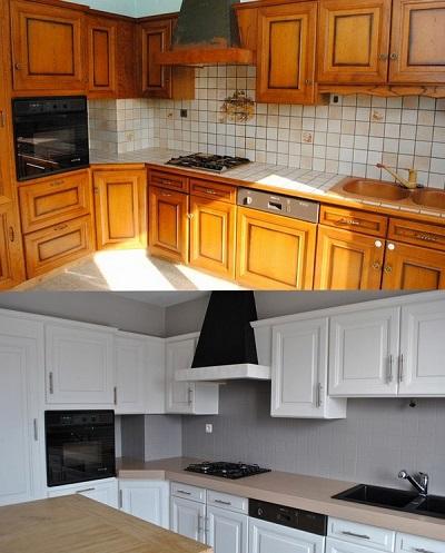 Несколько популярных идей реконструкции кухни, которые освежат ваш дом