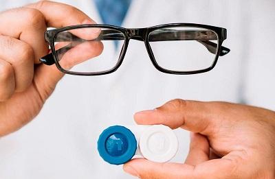 Очки и контактные линзы — определение, описание,назначение